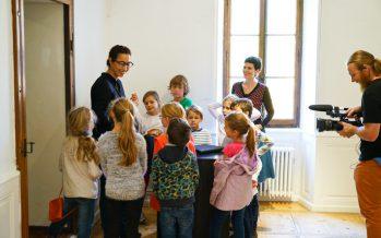 La culture avec les enfants (intégrale)