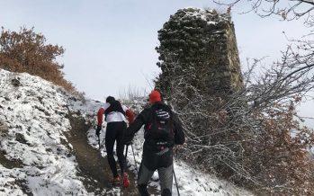 Course à pied: Sion tient son trail blanc avec le «Trail des Châteaux»