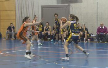 Basketball, Troistorrents garde la main