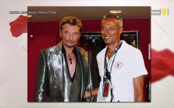 Même malade, il était monté sur scène: «Johnny Hallyday avait du respect pour son public», témoigne Michael Drieberg