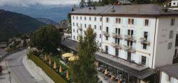 Saint-Luc: la distinction décernée par Patrimoine Suisse à l'hôtel historique Bella Tola met en lumière une rénovation exemplaire