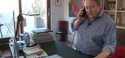 «Mitterand me fascinait, il m'a donné le goût de devenir un leader», se souvient Marcel Maurer, ancien président de Sion