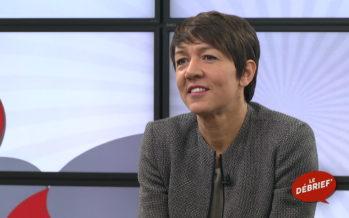 LE DÉBRIEF' avec Nicole Langenegger-Roux, Directrice de la HES-SO travail social