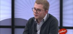 LE DÉBRIEF' de l'actualité de la semaine avec Loïc Le Deunff, étudiant et candidat à la Constituante
