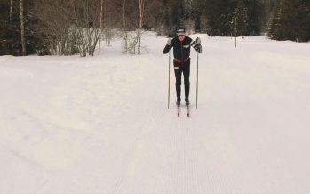 Jeux Olympiques: le spécialiste de ski nordique Candide Pralong a validé son ticket, rencontre à Champex-Lac