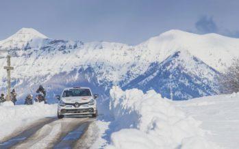 Rallye de Monte-Carlo: Ismaël Vuistiner et Florine Kummer dignes du mythe, malgré l'abandon!