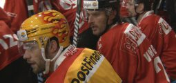 HC Viège: le duo d'Américains Kissel-Van Guilder peut faire mal en play-off