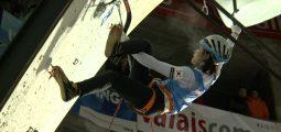 Ice Climbing: 100 compétiteurs venus de 22 pays pour l'épreuve de coupe du monde d'escalade sur glace à Saas-Fee