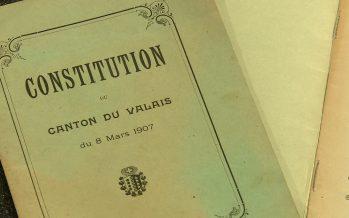 Révision de la Constitution: le comité d'initiative souhaite que les Valaisans disent deux fois «oui» le 4 mars