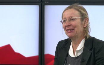 Marie-Thérèse Chappaz la vigneronne de Fully a été désignée personnalité Valaistar de l'année. Interview