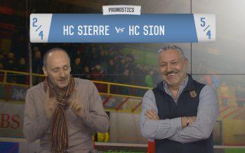 Les Pronostics: notre journaliste Désiré Coppex affronte Alain Darbellay, l'entraîneur du HC Sierre