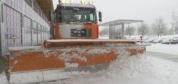 Entretien hivernal: grandes manœuvres sur les routes valaisannes