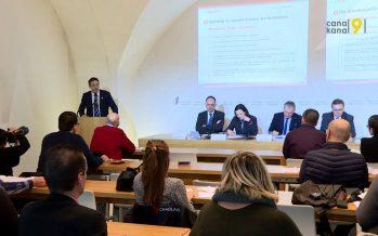Dix chantiers et 68 mesures: le Canton du Valais présente un programme de gouvernement