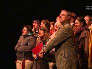 «Miettes»: le nouveau projet du comédien Pierre-Isaïe Duc met à nu avec humour les acteurs amateurs. A voir au TLH à Sierre