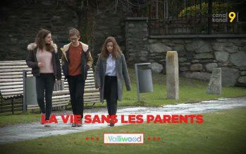 Walliwood (épisode 5 sur 12): Mathilde, Lisa et Edouard font leur bilan à mi-parcours