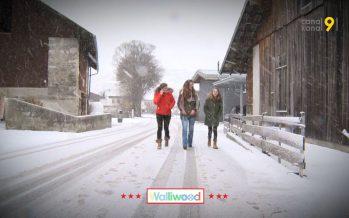 Walliwood (épisode 6 sur 12): Seraina, Sina et Julia tirent un bilan positif après six mois dans le Valais romand