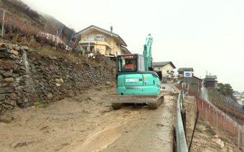 Intempéries en Valais: «Restez encore prudents pendant 24 heures et, surtout, respectez les consignes locales!»
