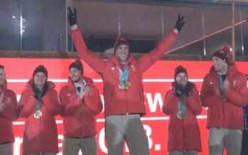 Jeux Olympiques: les dessous du triomphe de Ramon Zenhäusern, ce géant double médaillé