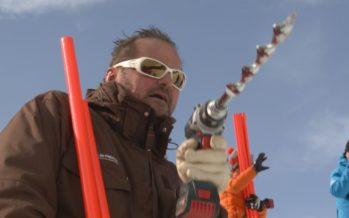 Ski alpin: Stéphane Robyr, fils de Marius, prépare la «revanche» de Crans-Montana