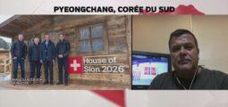 «Au bout du web»: l'actualité commentée par le journaliste sportif de la RTS Laurent Bastardoz depuis Pyeongchang
