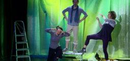 Le voyage d'Ulysse raconté aux enfants: une pièce pour petits et grands au Teatro Comico