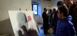 Le Musée de Bagnes inaugure une exposition sur l'école, créée par des élèves