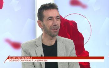 Jeunesse en Valais: les explications du délégué à la jeunesse du canton du Valais, Cédric Bonnébault