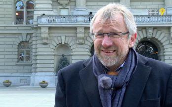 Benjamin Roduit: «Je ne me donne pas un objectif particulier, si ce n'est de servir au mieux les intérêts des Valaisans et des Suisses»