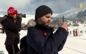 Marketing touristique: avec photos et vidéos, Verbier fait rêver les 25'400 abonnés à son compte Instagram