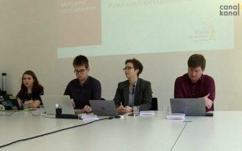 Révision de la Constitution: quatre Jeunesses de parti soutiennent la Constituante