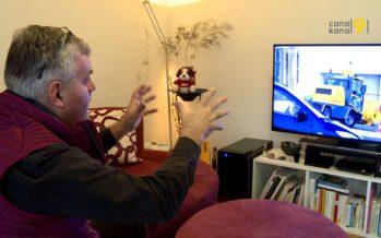 Malvoyants, sourds et malentendants: les personnes en situation de handicap sensoriel se mobilisent contre No Billag