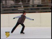 Archives: Stéphane Walker, jeune patineur artistique passionné