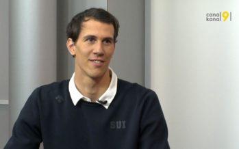 Ramon Zenhäusern: «Terminer ma carrière ici en Valais lors des Jeux olympiques Sion 2026, ce serait la réalisation d'un autre rêve!»