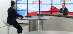 Sion 2026: finances et communication de la candidature en question. Interview de Frédéric Favre