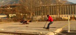 Sion a inauguré son skatepark en 2016. À Sierre, un projet devrait voir le jour en 2019, grâce à l'insistance des riders