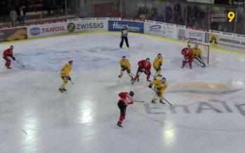 Le HC Viège s'est incliné mardi à domicile face à Langenthal. Prochain round: vendredi