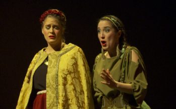 Les collégiens de Saint-Maurice montent un opéra: la première de Didon et Enée a eu lieu mercredi