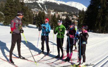 Ils ont entre 12 et 16 ans et se préparent à Crans-Montana pour les prochains Championnats suisses aux Grisons