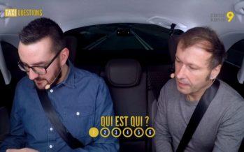 TAXI QUESTIONS avec Nicolas Tornay de Martigny