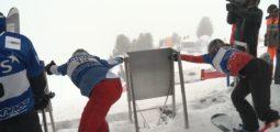 Veysonnaz: la station valaisanne est devenue la «classique» du snowboardcross