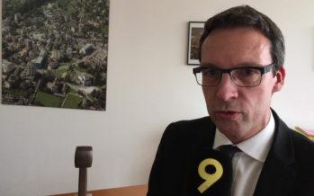 «Il faut un service public. Néanmoins, il faut faire évoluer ces médias», déclare Stéphane Coppey, président du comité valaisan contre No Billag