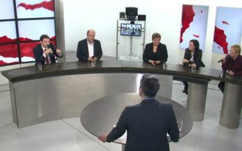 Le Valais révisera sa Constitution. Analyse avec Marylène Volpi Fournier, Sylvie Masserey, Grégory Logean et Serge Métrailler