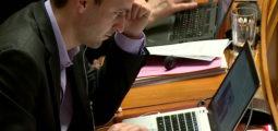 Mathias Reynard à la tête de l'Union Syndicale Suisse?