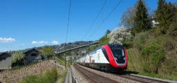 Ligne ferroviaire du Simplon: travaux, modernisation et trains à deux étages des CFF