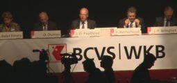 La démission du président de la Banque cantonale du Valais Jean-Daniel Papilloud est-elle liée au scandale Alkopharma?