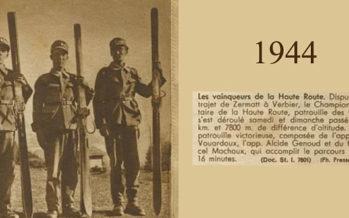 «Destination Verbier» (1 sur 4): découvrez notre capsule-archives sur l'histoire de la PDG
