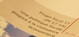 Projet fiscal 17: pour booster la croissance économique, le Valais veut miser sur une politique fiscale attractive