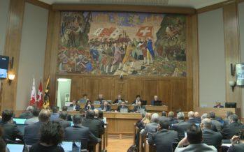 Le Grand Conseil a failli refuser l'entrée en matière sur la loi pour le financement de la 3e correction du Rhône