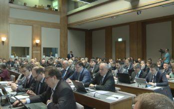 La candidature aux JO reçoit le soutien du Parlement valaisan, qui est entré en matière sur le financement de Sion 2026