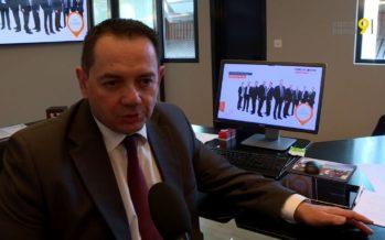 L'ancien directeur d'Agrovina Vincent Claivaz est le nouveau président de la Foire du Valais